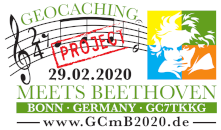 Projekt Geocaching meets Beethoven
